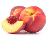 Ripe peach fruit — Foto de Stock