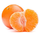 Tangerine or mandarin fruit — Stock Photo
