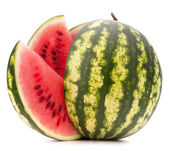 Sliced ripe watermelon — Stock Photo