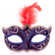 Venetian carnival mask — Stock Photo #28198837
