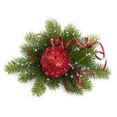 Christmas ball dekoration — Stockfoto