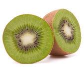 Sliced kiwi fruit half — Photo