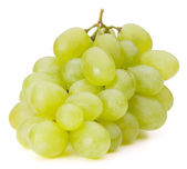 Green grape bunch — Stock Photo