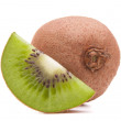 Sliced kiwi fruit segment  — Stock Photo #41836665