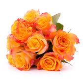 Bouquet of yellow roses flower — Foto de Stock