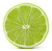 Sliced lime — Stock Photo