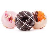 Doughnut or donut — Stock Photo
