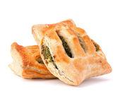 Pão de massa folhada — Fotografia Stock