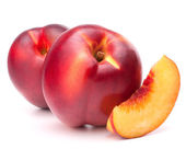 плоды нектарина — Стоковое фото