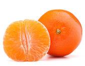 Mandarino o frutta mandarino — Foto Stock