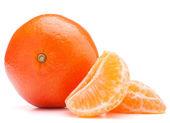 Mandarine oder mandarin obst — Stockfoto