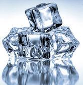 Ice cubes — Stock Photo