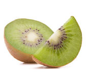 Sliced kiwi fruit segment  — Stock Photo