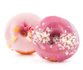Doughnut or donut — Stock Photo