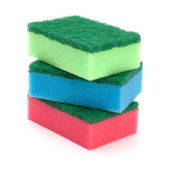 Sponges group — Stock Photo