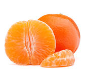 Tangerine or mandarin — Stock Photo