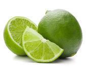 Citrus limes — Stock Photo