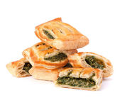 Puff pastry buns — Photo