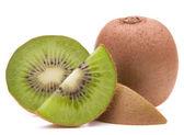 Sliced kiwi fruit segment  — Stock Photo