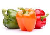 Sladké papriky — Stock fotografie