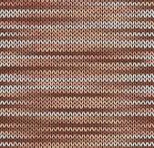 Stil sömlös stickad mönster. brun rosa vit färg nedanstående — Stockvektor