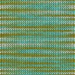 Royalty-Free Stock Vector Image: Style Seamless Knitted Pattern. Blue Green White Color Illustrat