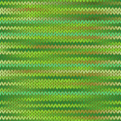 Style Seamless Knitted Melange Pattern. Spring Green Color Vecto — Stock Vector