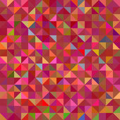 Abstract Vector Geometric Color Background — Stockvector