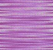 Seamless Knitted Pattern — Vetor de Stock