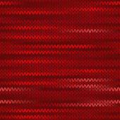 Padrão sem emenda de malha melange de estilo. cor vermelha vector ilustr — Vetor de Stock