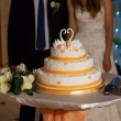 Wedding cake — Foto de stock #29899127