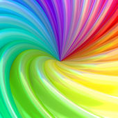 Abstract background of colorful swirl pipes — Stock Photo
