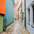Foto de Stock  : Narrow street