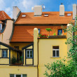 Prague House — Stock Photo