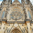 St. Vitus Cathedral — Stock Photo