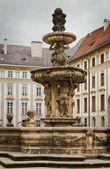 Kohl Fountain — Stock Photo