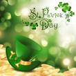 Royalty-Free Stock Vector Image: St.Patrick