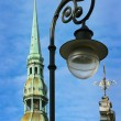 Details Of Riga — Stock Photo