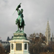 Archduke Charles Monument - Stock Photo