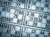 Lotto Background — Stock Photo