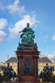Maria Theresia Monument — Stock Photo