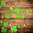 St.Patrick Day — Stock Vector