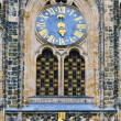 Stock Photo: St. Vitus Cathedral Clock