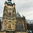 St. Vitus Cathedral — Stock Photo #19943521