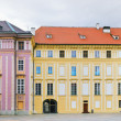 Stock Photo: Courtyard of Prague Castle