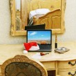 Santa&#039;s Dreams - Stockfoto