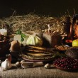 Latvian Food - Foto Stock