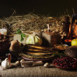 Latvian Food - Stockfoto