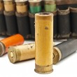 Cartridge for hunting rifle — Stock Photo #2288248