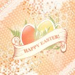Happy Easter - Stok Vektr
